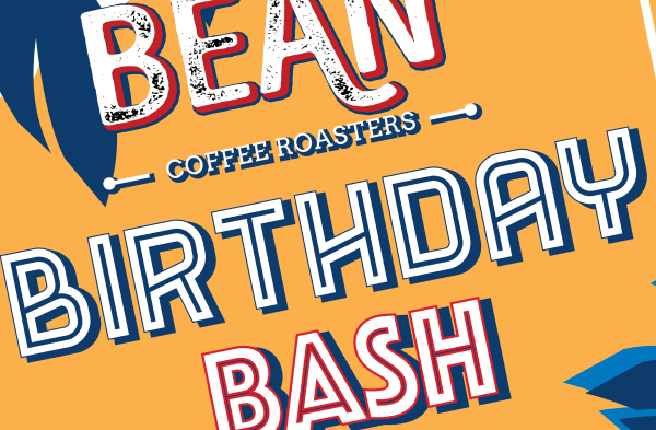 Bean Birthday Bash